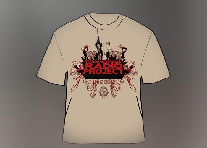 prometheus-radio-project-tshirt